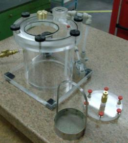 Hypoxychamber for generating anoxic water