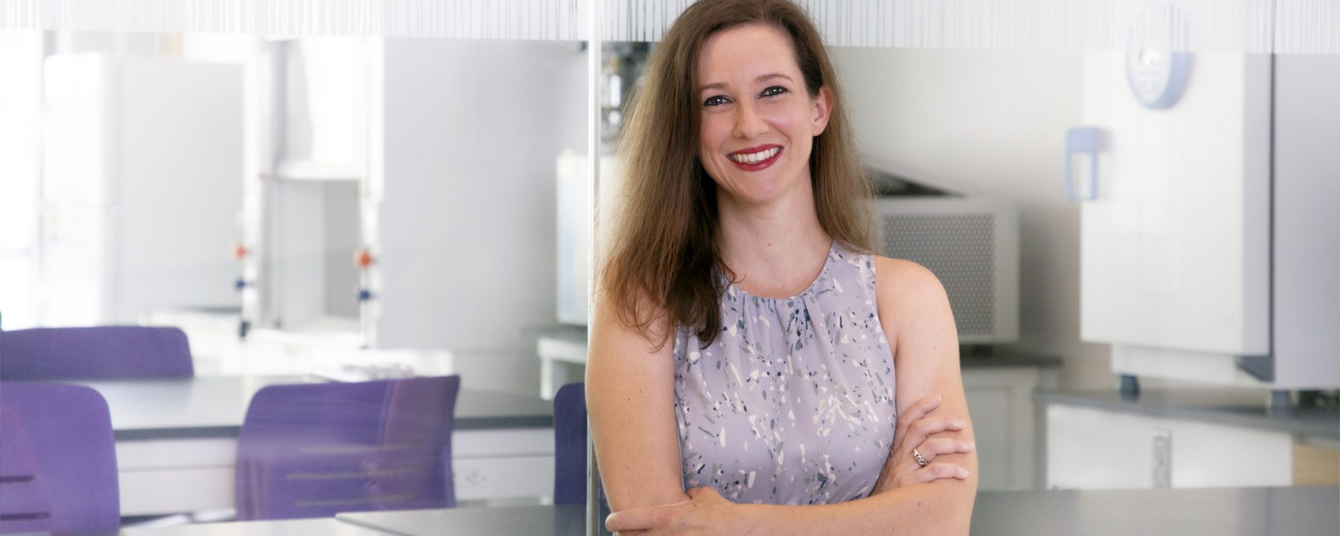 UMBC's Tara LeGates is first runner-up for prestigious international neurobiology prize