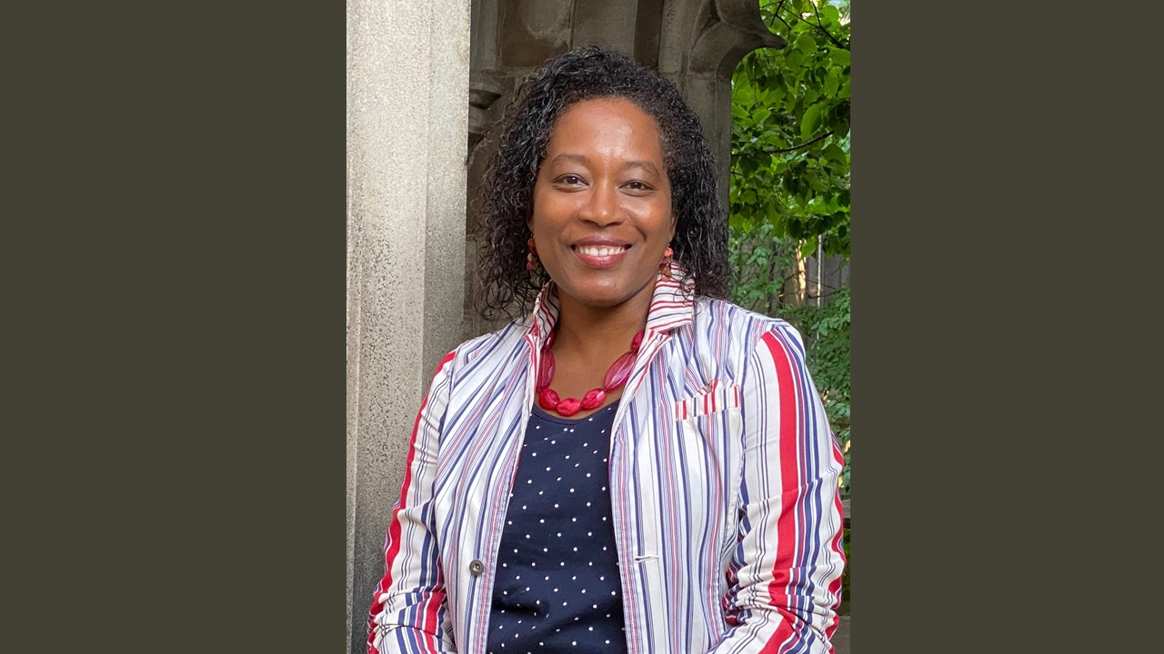 Welcome Dr. Nykia Walker!